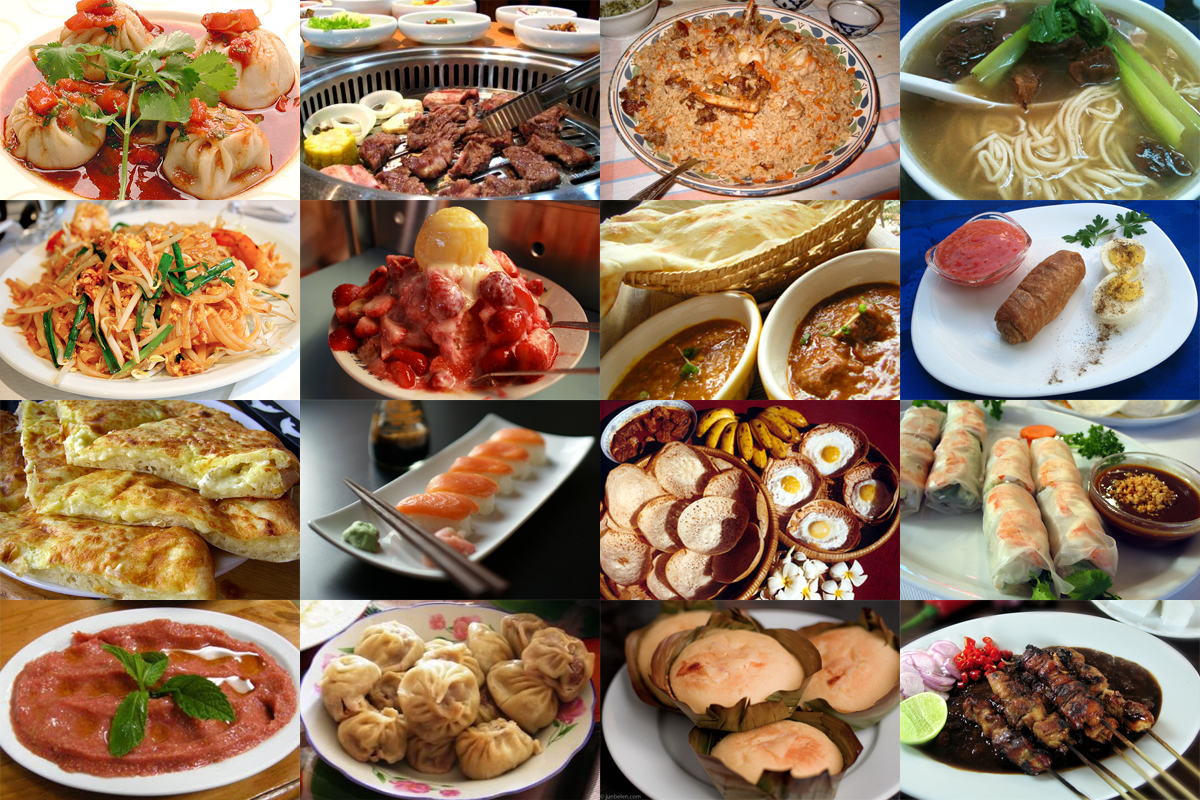 List of cuisines around the world classi blogger - Different types of cuisines in the world ...