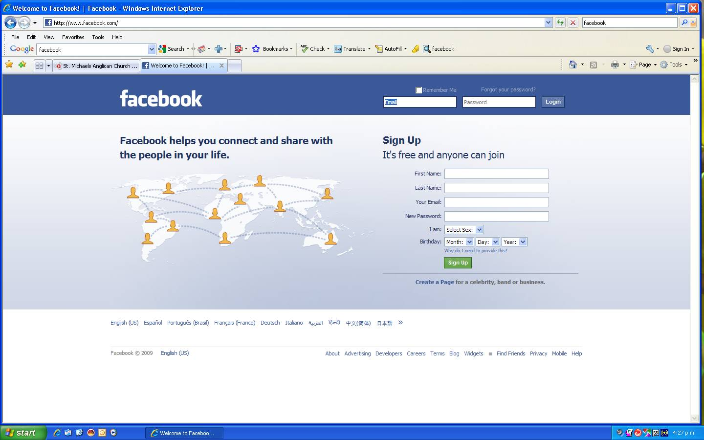 How to add Facebook Like Button to your Blog?