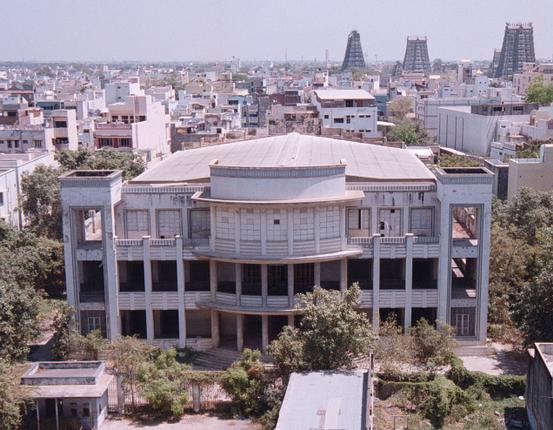 famous thangam theater in madurai_classiblogger_image