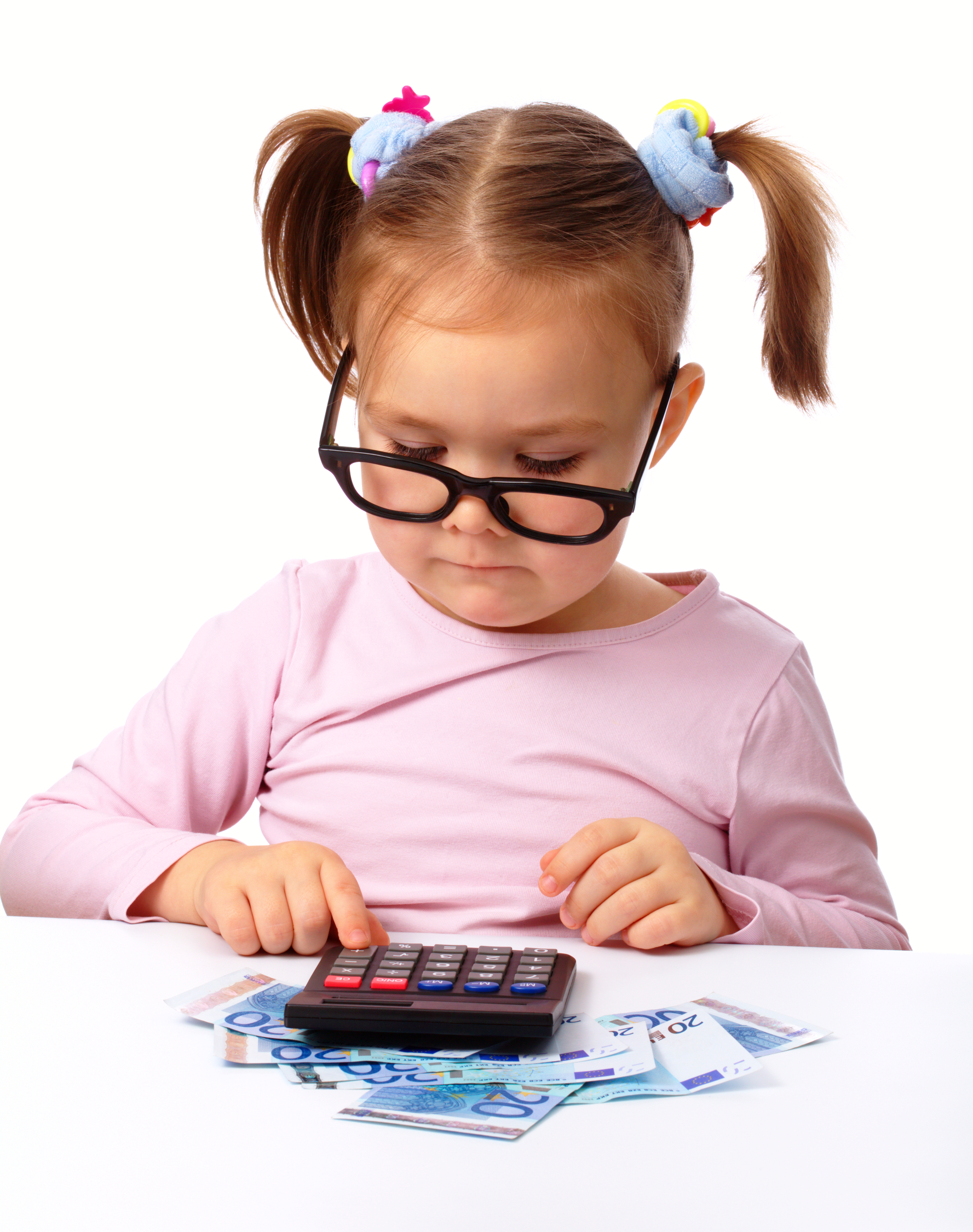 childhood and money Kids and money: teaching your kids about financial responsibility means setting a budget -- and deciding what to do when children run afoul of their own guidelines.