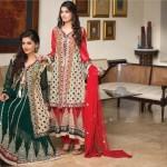 Top 5 Design of Pakistani Salwar Kameez_1_classiblogger