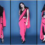different ways to wear saree_different types to wear saree_dhoti style_classiblogger