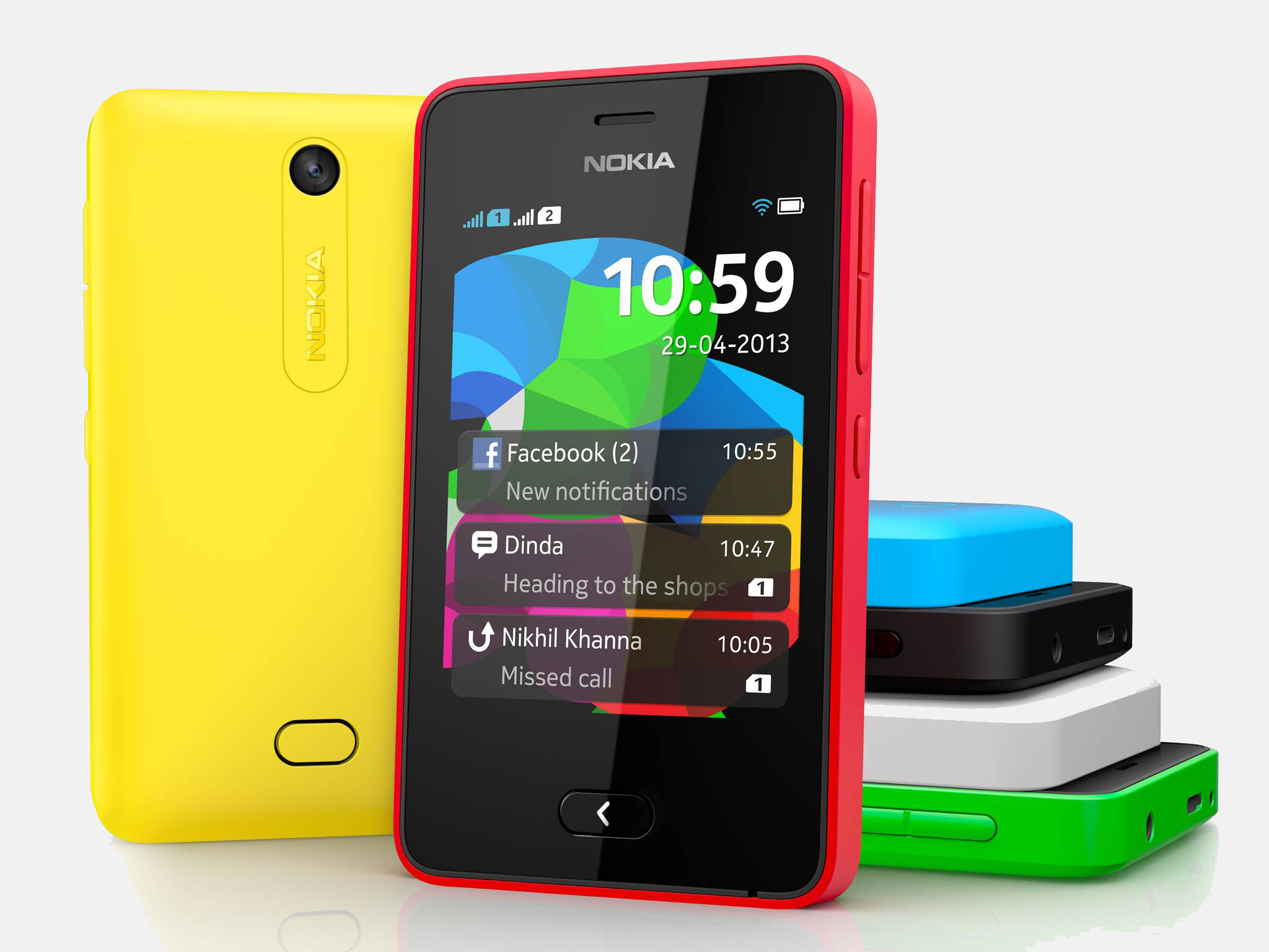 Can The Nokia Asha Succeed As An On-Ramp To Windows Phone?