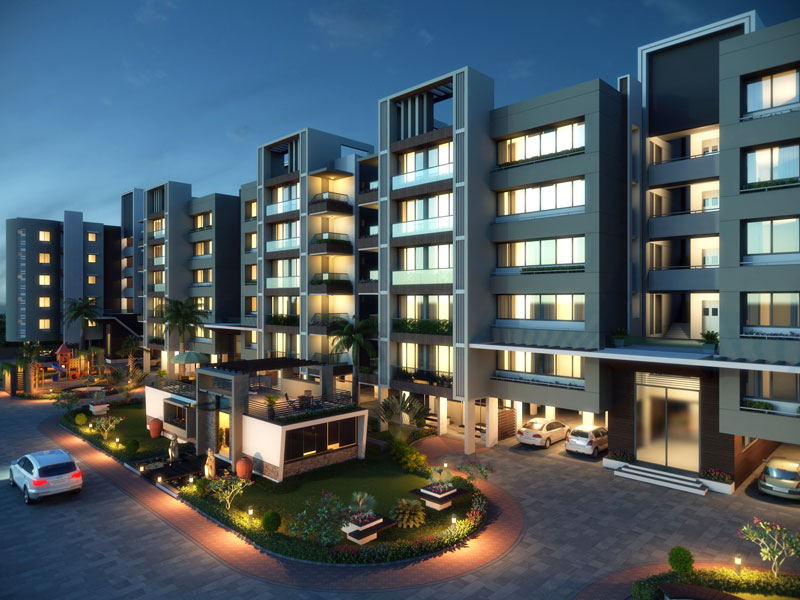Booming demands for new commercial and residential projects in Surat