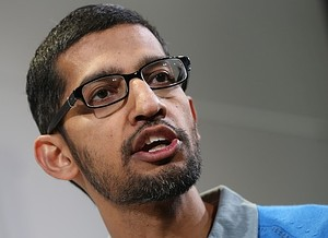 Sundar Pichai turned to be the Head of Google's Android
