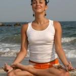 yoga girl image classiblogger