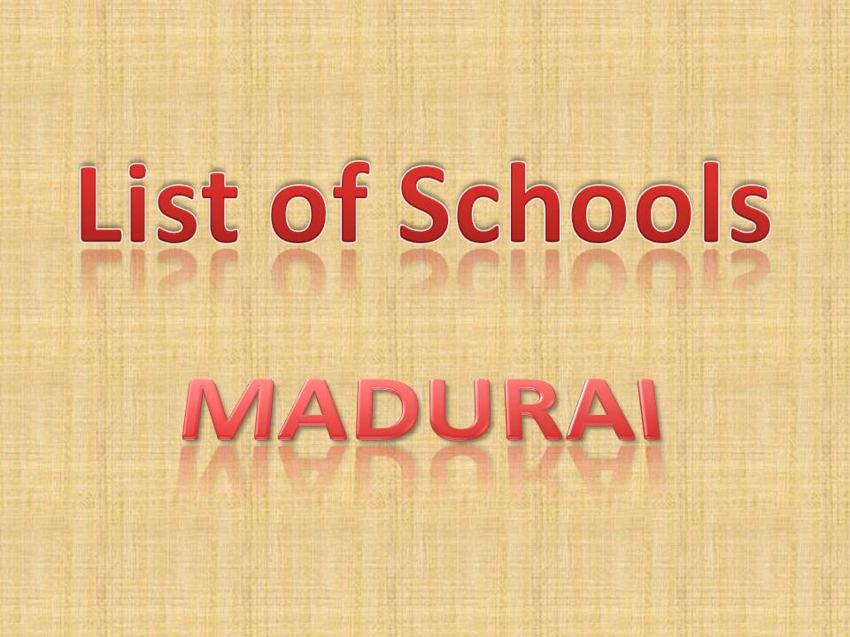 list of schools in madurai_classiblogger_image