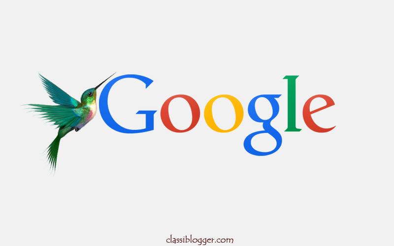 google hummingbird classiblogger_image