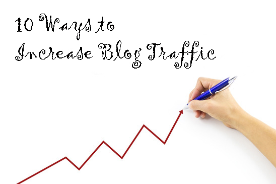 Top 10 Ways to Drive Traffic to Your Blog