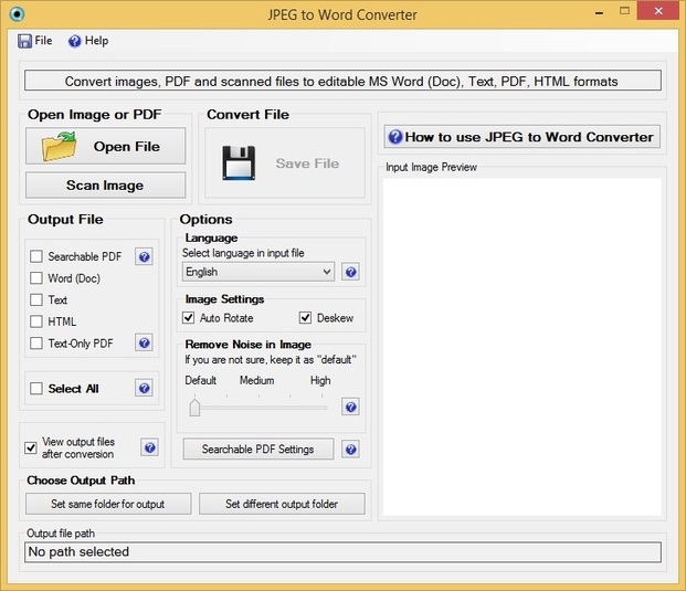 JPEG to Word Converter_ocr tools_tools to convert scanned jpeg to editable word_classiblogger_image