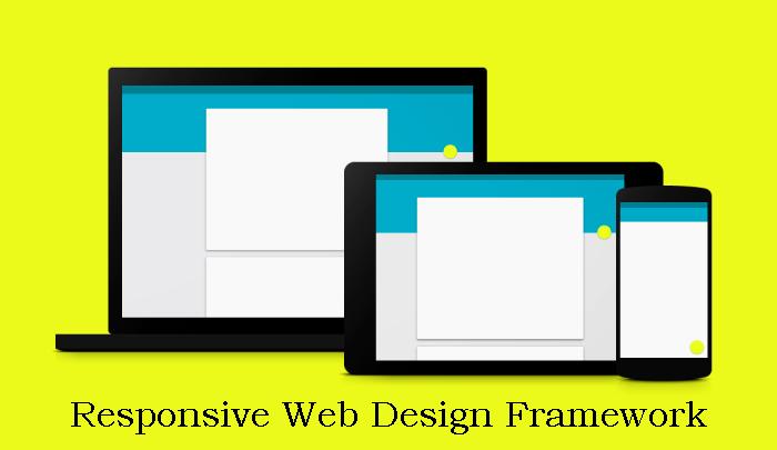 6 Responsive Web Design Frameworks