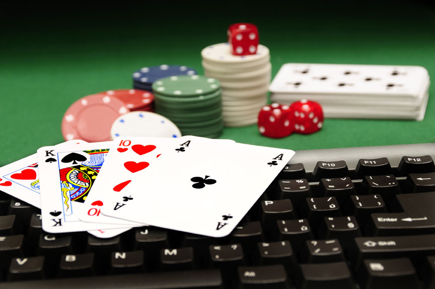 Make Money Playing Poker Online