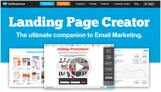 landing page creator_classiblogger_image