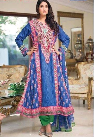 Top 5 Design of Pakistani Salwar Kameez_2_classiblogger