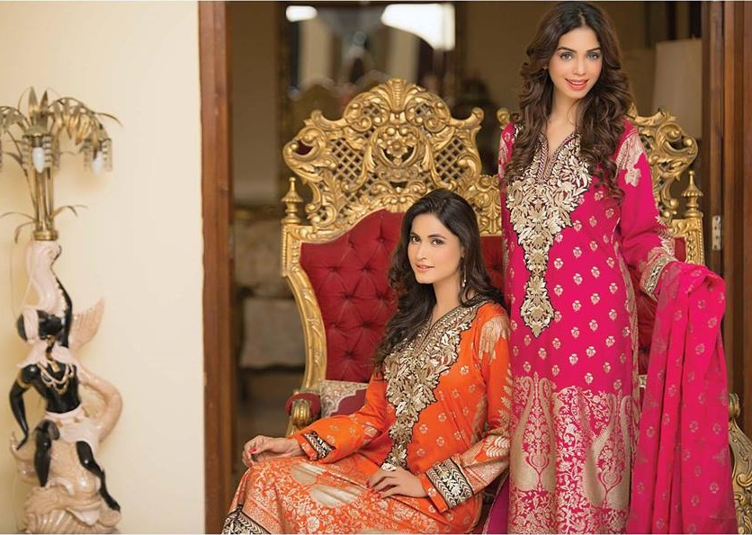 Top 5 Design of Pakistani Salwar Kameez_3_classiblogger