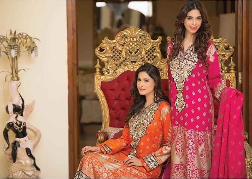 Top 5 Design of Pakistani Salwar Kameez_3_classiblogger