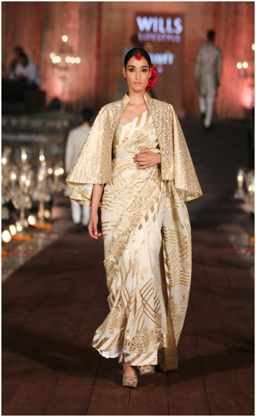 List of Designer Sarees to buy online_Rohit Bal Sarees_classiblogger 7