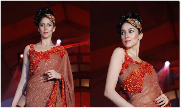List of Designer Sarees to buy online_Rohit Verma Sarees_classiblogger 8