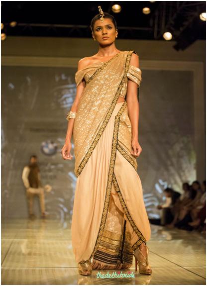 List of Designer Sarees to buy online_Tarun Tahiliani Sarees_classiblogger 6