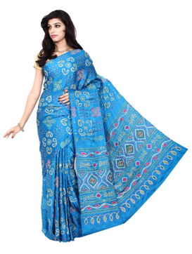 different ways to wear saree_different types to wear saree_pallav style_classiblogger
