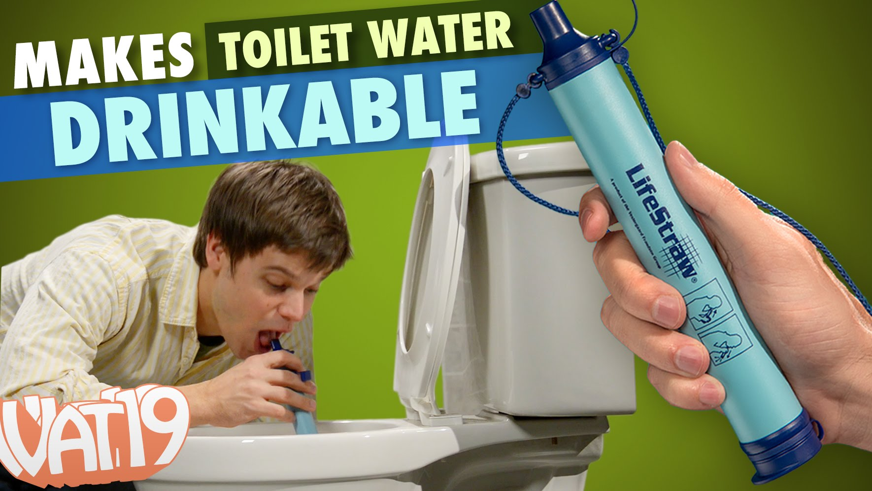 Lifestraw – An Instant and Portable Water Purifier