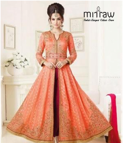 Reinvent your Closet with the latest trends in Salwar Kameez