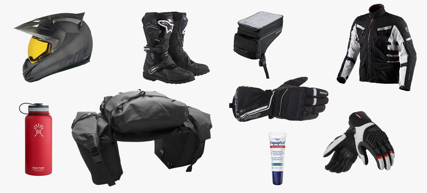 Motorcycle Equipment for Better Experience and Safety