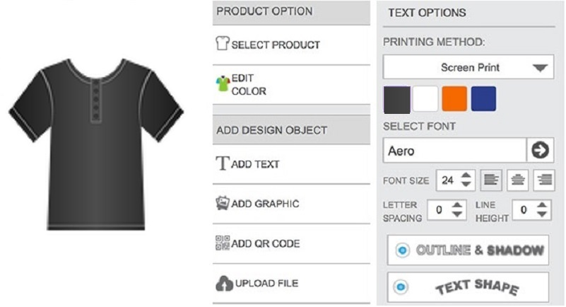 How to grow Your t-shirt business with t-shirt Designer Tool