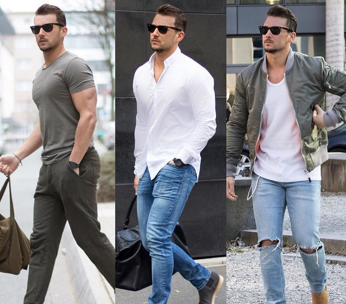 5 Stylish Airport Looks for Frequent Travelling Men