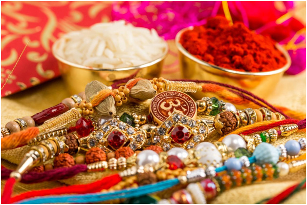 7 Best Designs In Rakhi To Celebrate Raksha Bandhan-classiblogger