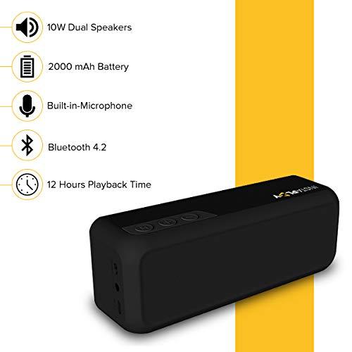 Instaplay Insta X3 10 W Powerful Bluetooth Speaker