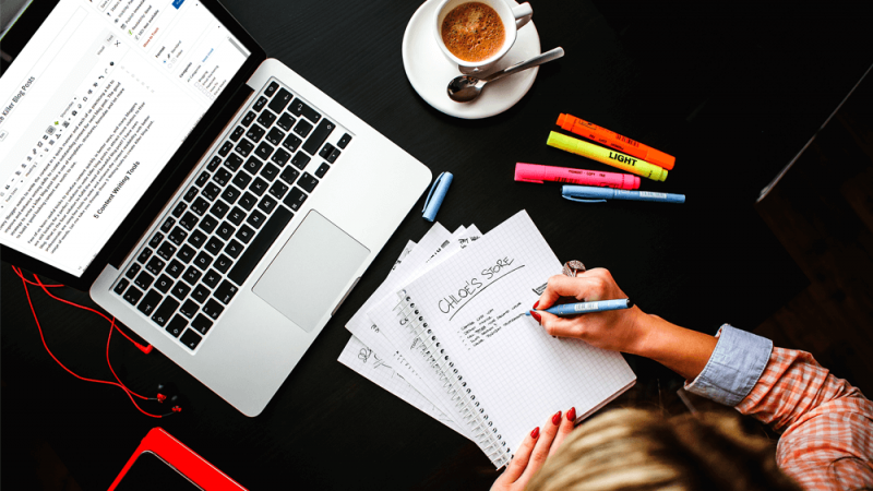 5 Productivity Hacks for Bloggers to Write Content FASTER