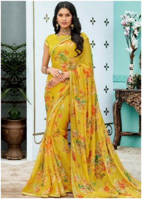 6 Easy Tips To Look Slim In A Saree-classiblogger-3