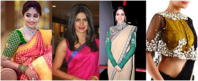 6 Easy Tips To Look Slim In A Saree-perfect-blouse-classiblogger-5