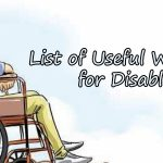 List of useful websites for Disabled-classiblogger