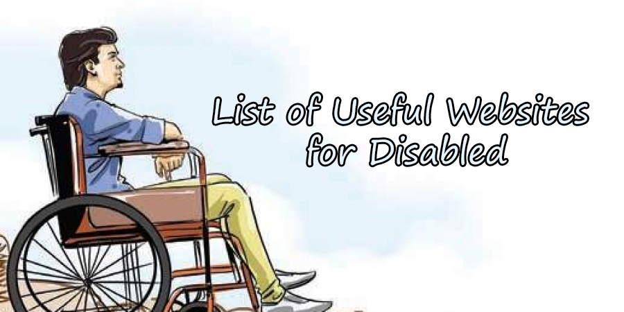 List of Disabled Websites