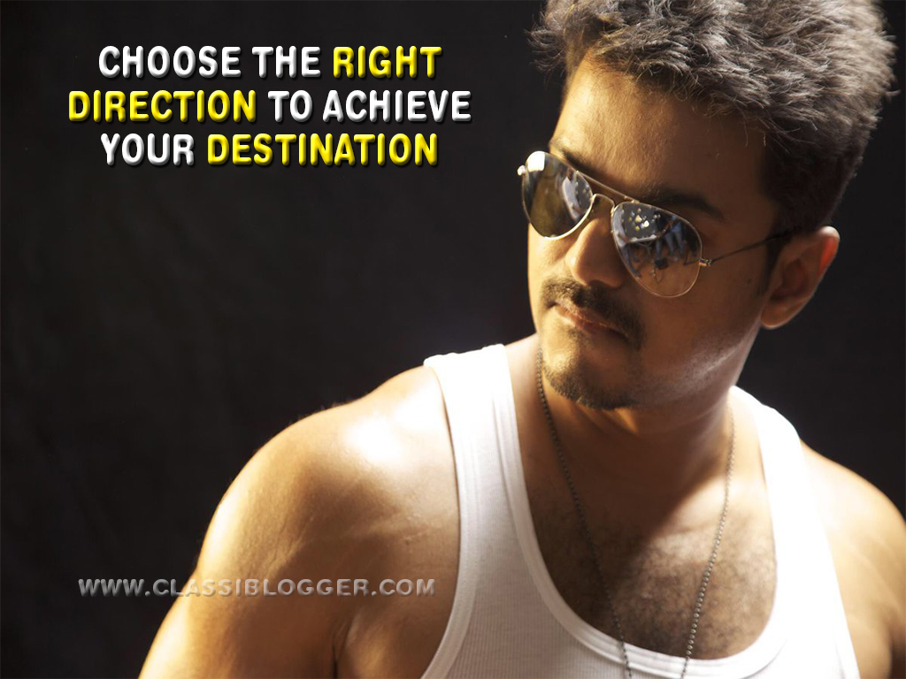 Master Vijay Motivational Quotes