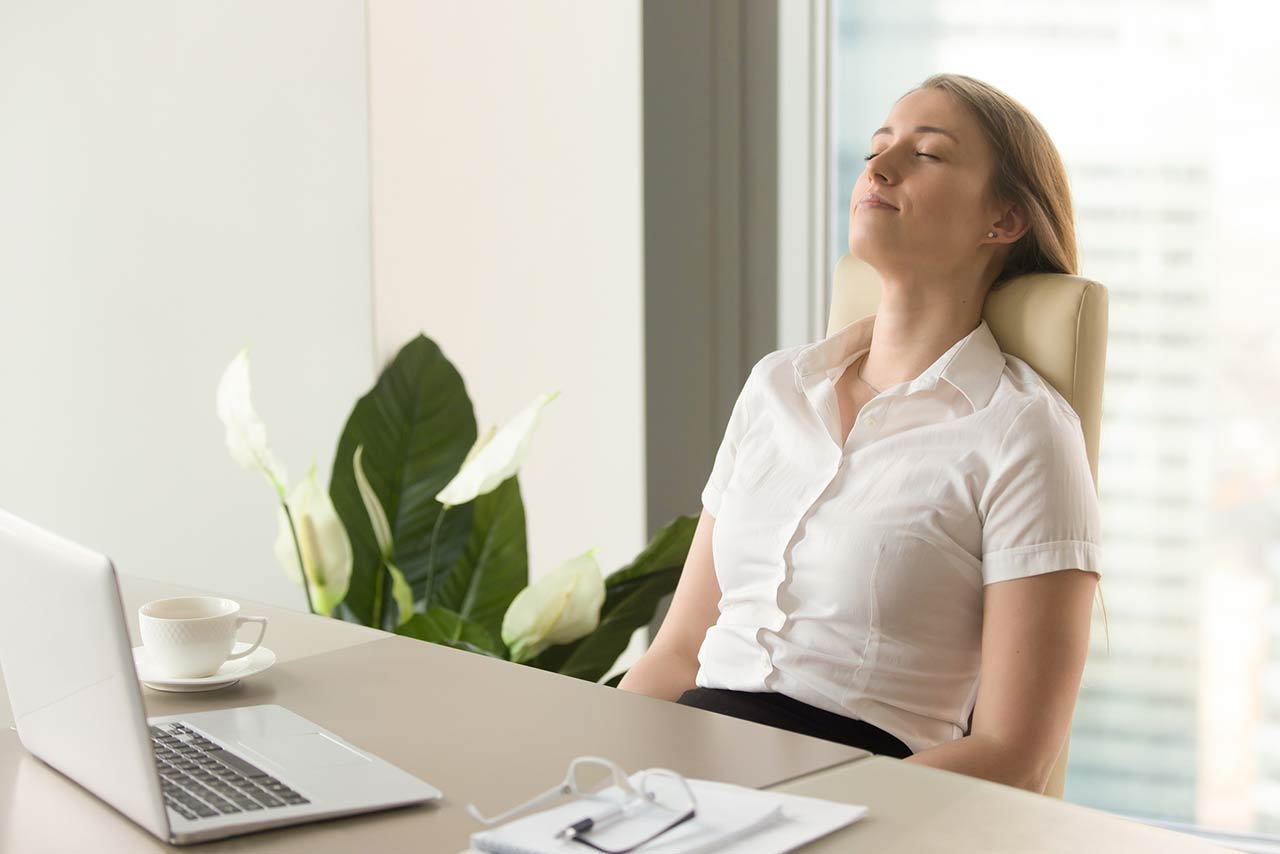 Top 10 Ways to Relieve Stress at Work