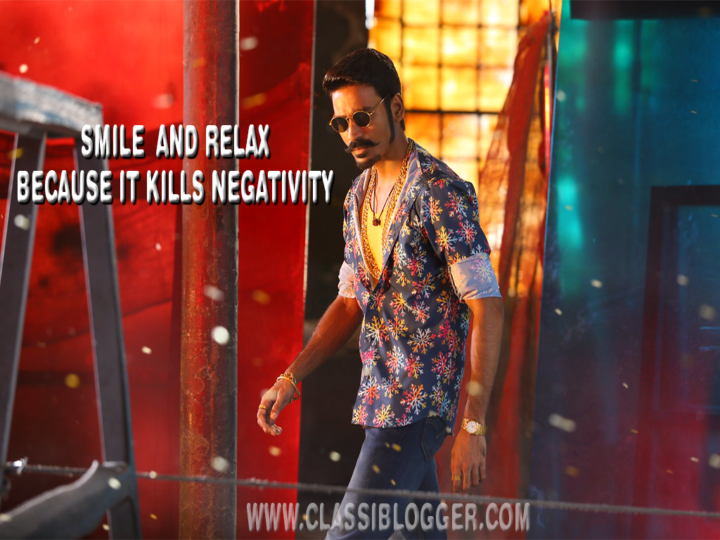 Dhanush Motivational Quotes