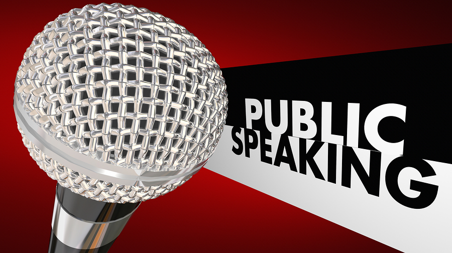 Helpful Tips to Calm Your Nerves Before a Public Speaking