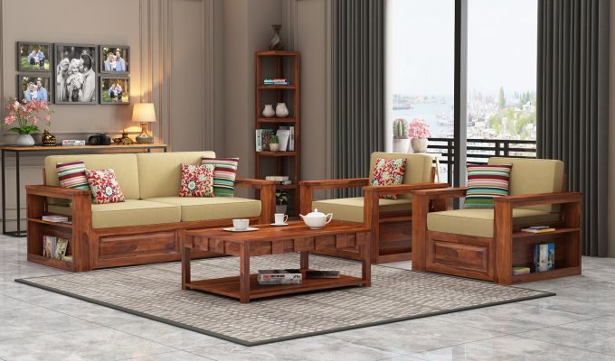 Wooden Sofa Furniture – 7 Reason to Buy Wooden Sofa