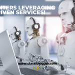 Call Centers Leveraging AI-Driven Services-ClassiBlogger