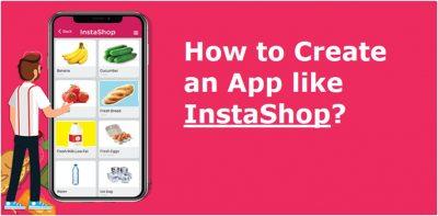 How to Create an App like InstaShop-ClassiBlogger