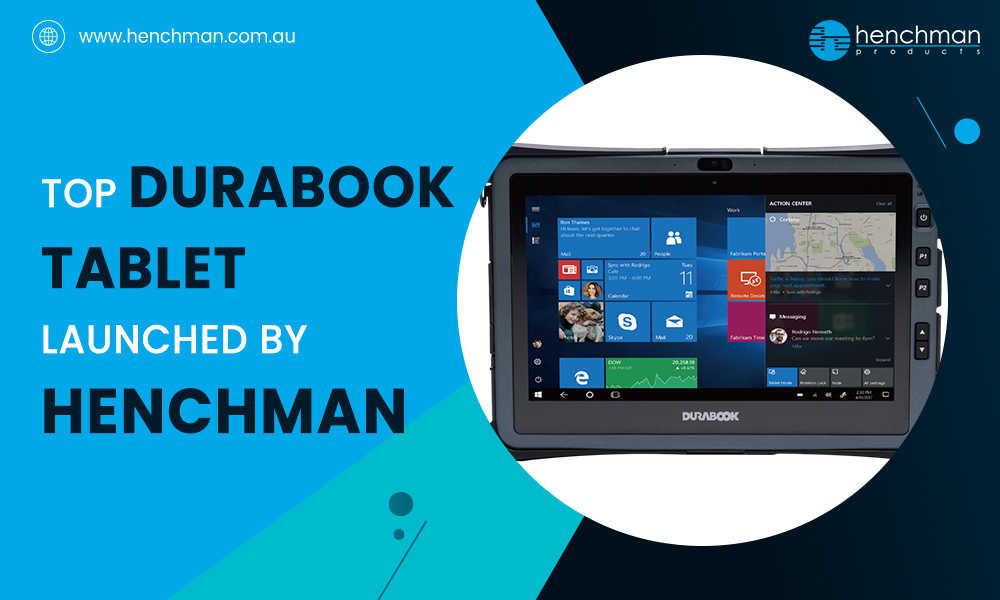 Top Durabook Tablet Launched by Henchman